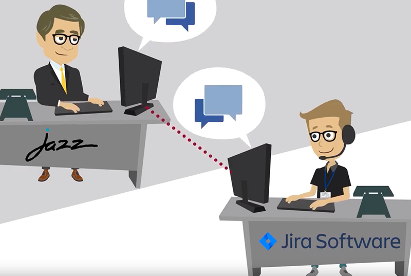 Connecting IBM products or engineering applications to Jira for better visibility and traceability across teams.