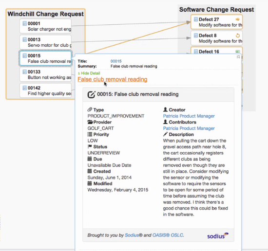 ScreenshotRLIA2 Windchil Software and Model Rendering Platform