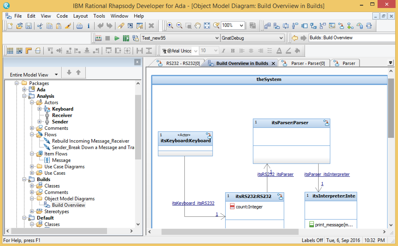 Rhapsody in Ada Engineering Software Tools and Mega Enterprise Architecture
