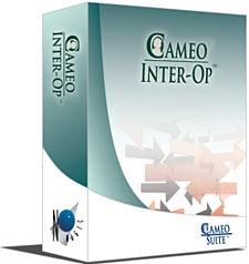 Cameo Inter-Op Design Integration Software and Data Retention Software