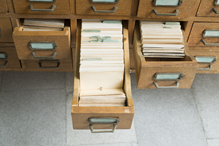 Antiquated manual processes