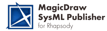 MagicDraw SysML Publisher