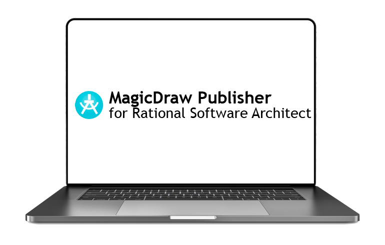 Transforming Rational Software Architect models into MagicDraw models.